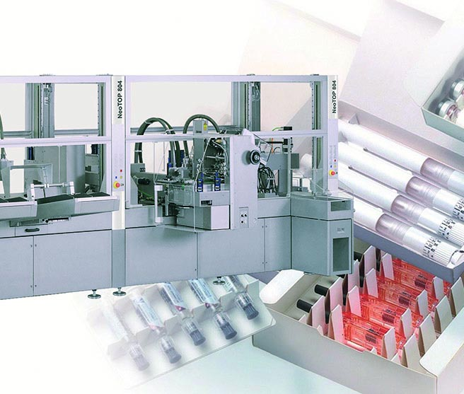 Specialty machines for manufacturing, automation, and packaging