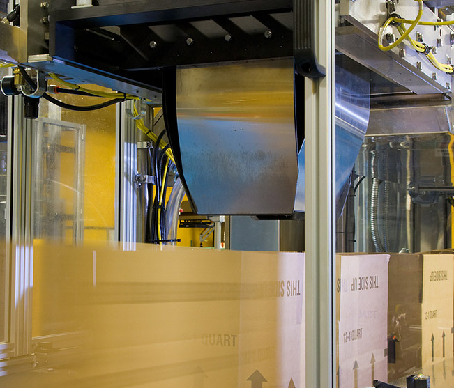 Hartfiel Automation provides packaging solutions to increase productivity