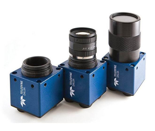Hartfiel Automation offers Industrial Vision products featuring cameras and accessories for industrial and automation applications