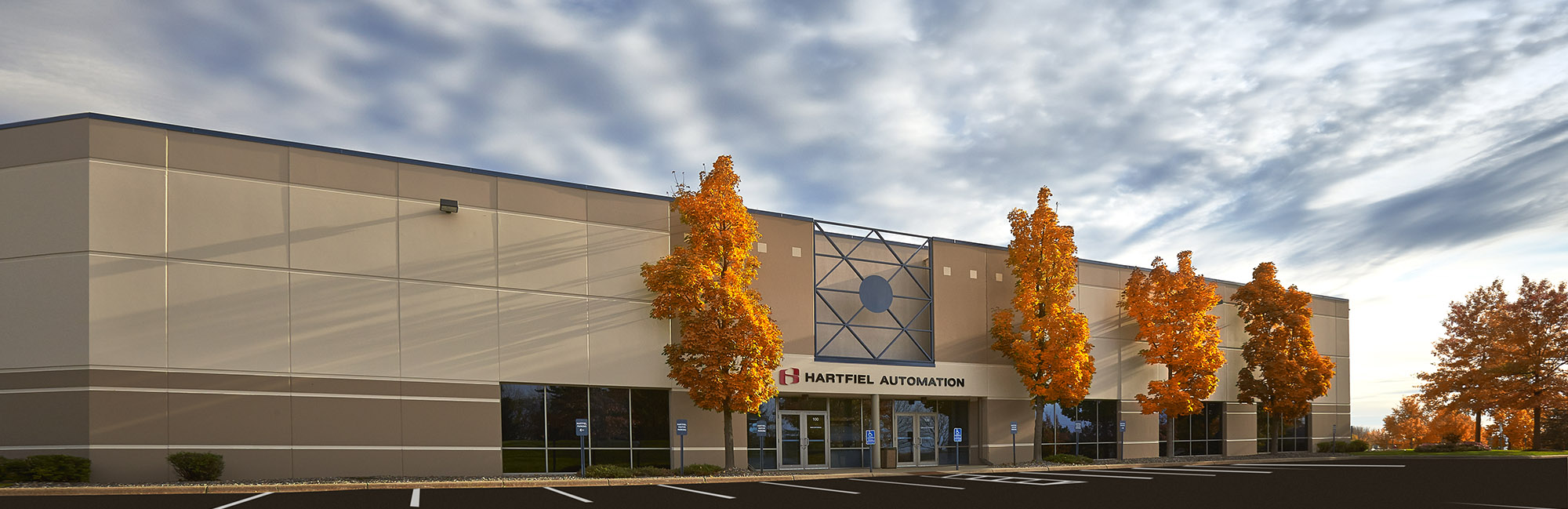 Hartfiel Automation building